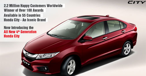 New 4th Generation City Is Honda S Attack Model Business News