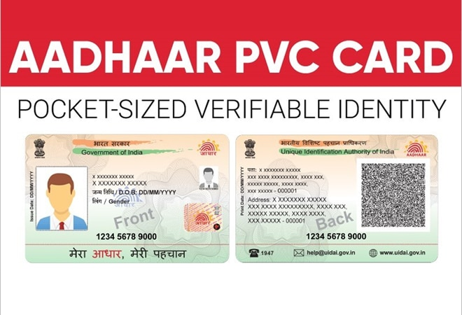 Aadhaar PVC: How to book new card? Also, check out cost, other details