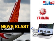 Air India sacks 48 pilots; Yamaha rolls out online sales platform