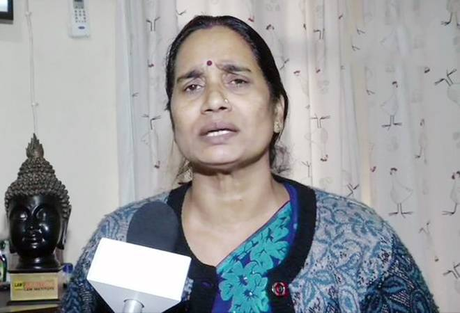 Nirbhaya case: Mother says death warrant will restore faith of women in law