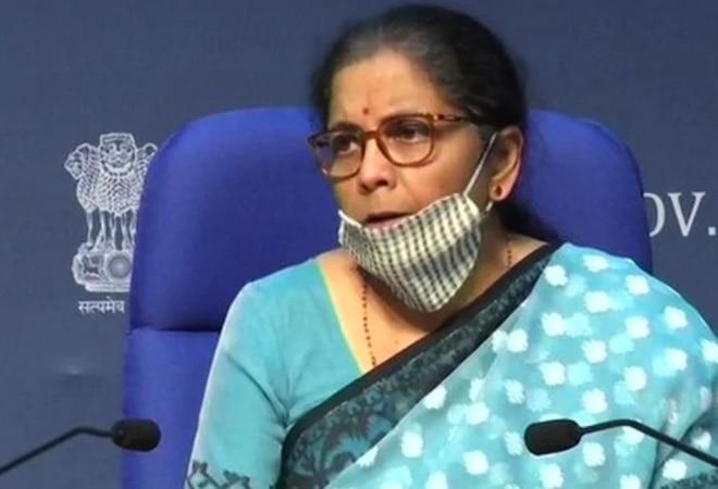 Economic data pointing towards rebound, says FM Nirmala Sitharaman