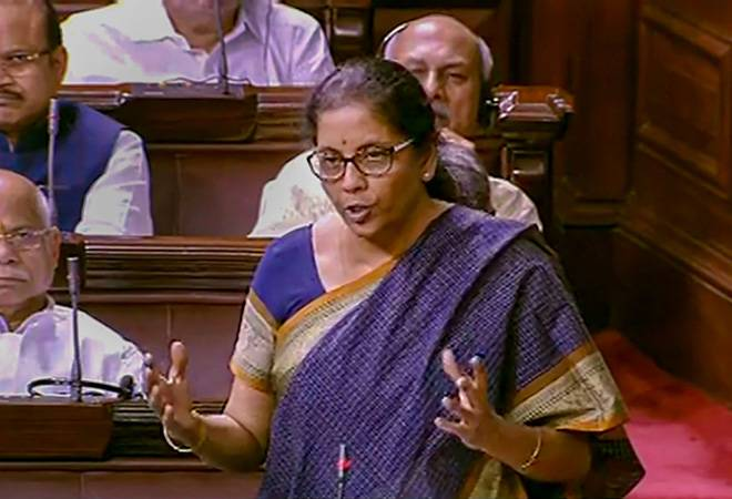 Personal insolvency regulation in phases, indemnity to successful bidder under IBC: FM Sitharaman