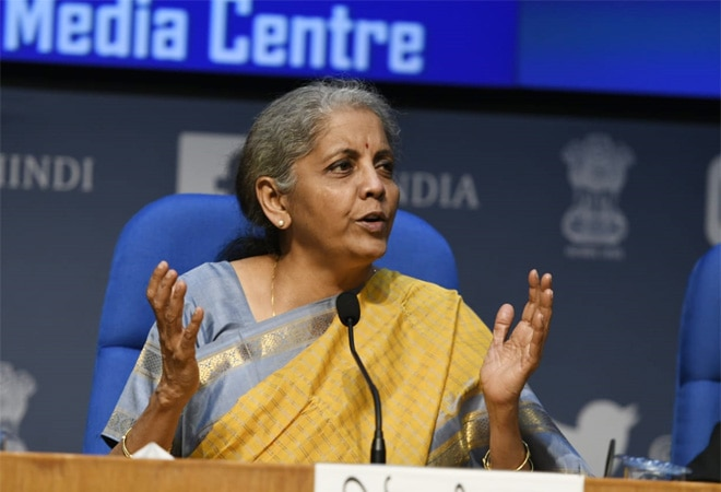 'Not all banks will be privatised,' says Nirmala Sitharaman