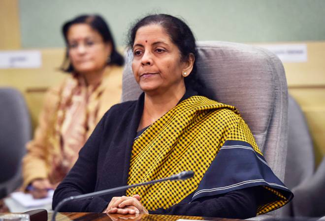 Officers' committee did not recommend any GST rate hike: FM Nirmala Sitharaman
