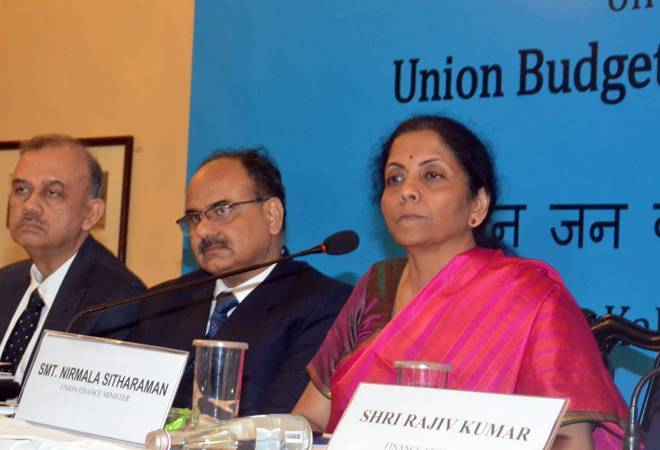 FM Sitharaman relaxes corporate, insolvency laws amid coronavirus scare