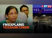 Yes Bank news: FM Sitharaman explains crisis, assures depositors