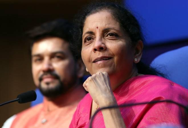 Nirmala Sitharaman calls for better co-ordination among I-T dept, ED, DRI to punish tax evaders