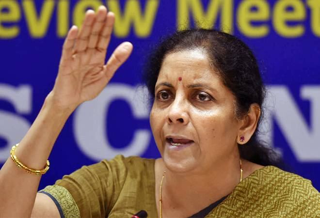 FM Nirmala Sitharaman hints at booster dose for realty sector