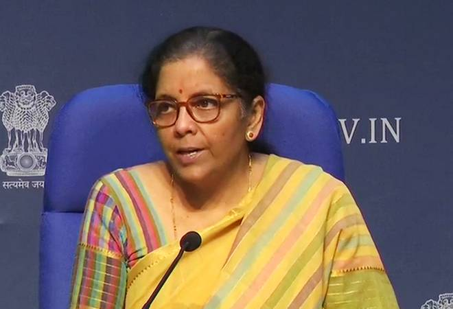 Nirmala Sitharaman Presser Highlights: Free foodgrains for 8 cr migrants; Rs 5,000 cr credit scheme for vendors