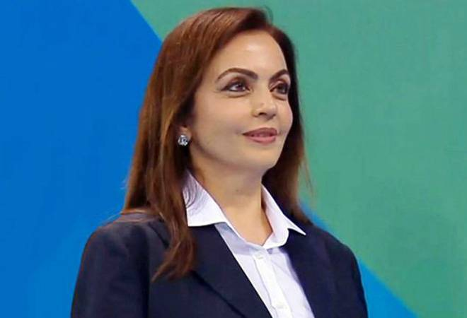 Not only sports but women can take charge for its promotion as well: Nita Ambani