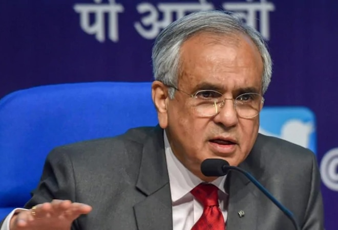Foundation for 7.5-8% GDP growth in future has been laid, says Niti Aayog's Rajiv Kumar