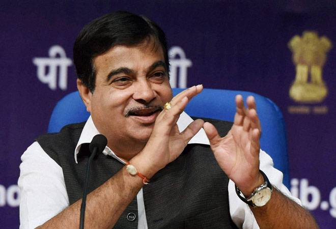 Road Transport and Highways Minister Nitin Gadkari