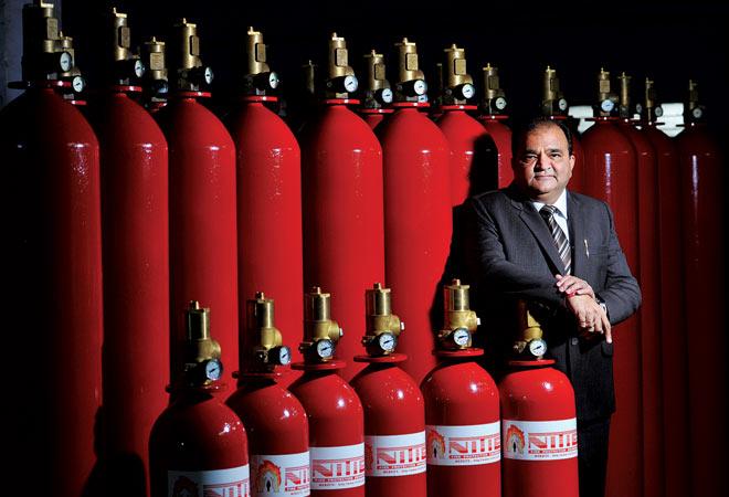 NFPIL Chairman Nitin Shah