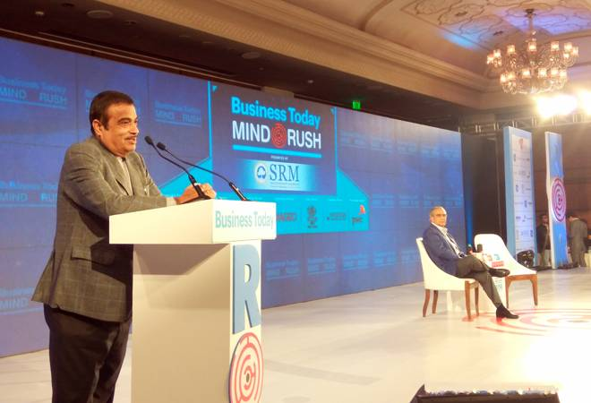 MindRush 2019: Not taking decisions is worse than taking bad ones, says Nitn Gadkari
