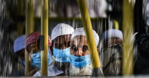Coronavirus in UP: 12 Tablighi Jamaat members sent to makeshift jail after completing quarantine