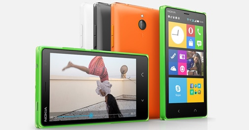 Microsoft unveils Nokia X2 at Rs 8,100