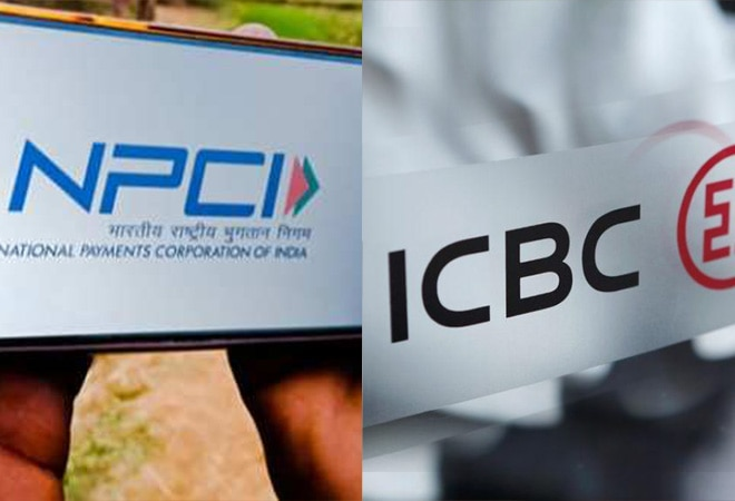 Chinese bank ICBC offered shares in NPCI, the owner of UPI