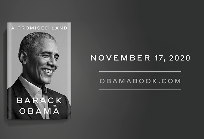 First volume of Barack Obama's presidential memoir to be published in November