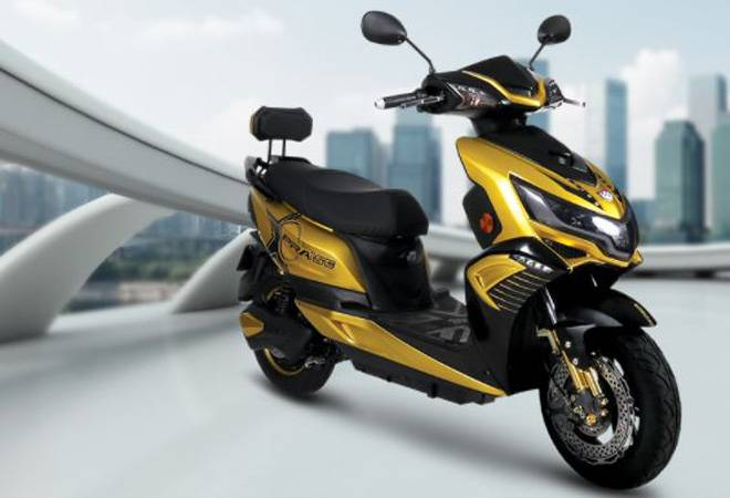 Okinawa Praise, 'India's fastest e-scooter', launched for Rs 59,889