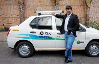 Coronavirus: Bhavish Agarwal-led Ola to donate Rs 20 crore for drivers affected by lockdown