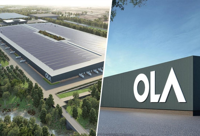 World's largest e-scooter plant: Bhavish Aggarwal shares video, visuals of Ola Future Factory