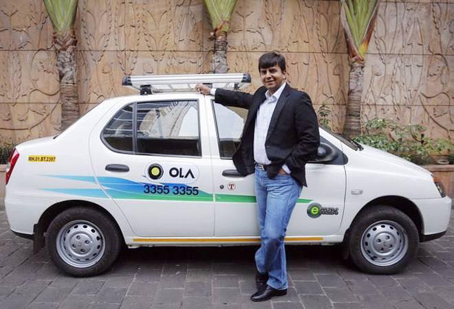Ola ties up with Yatra.com