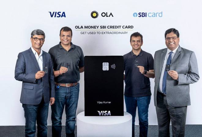 Ola partners with SBI, VISA to launch credit card