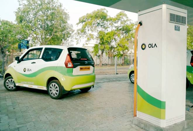 Ola Electric joins the unicorn club after $250 million investment from Softbank