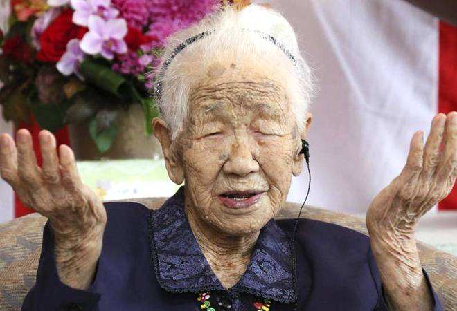 116-year-old Japanese woman honoured as world's oldest person alive by Guinness World Records