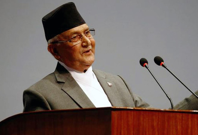 Nepal PM Oli rejects ruling party's decision to take disciplinary action against him