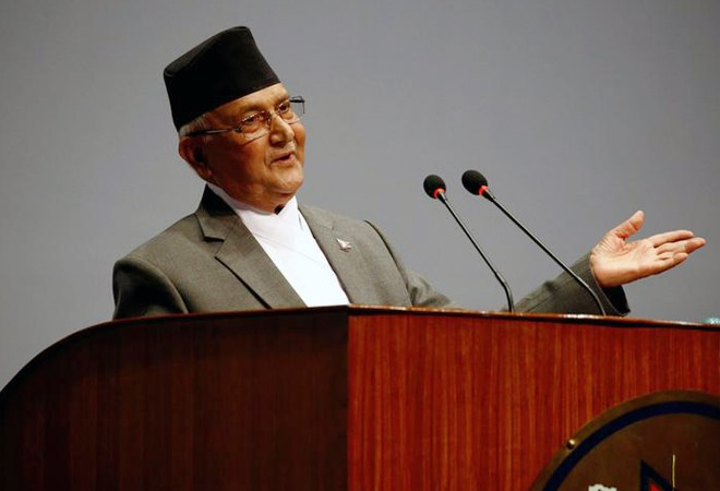 PM Oli courts controversy; claims