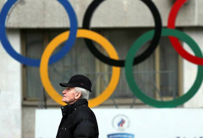 Russia banned from Olympic games, other world championships for 4 years