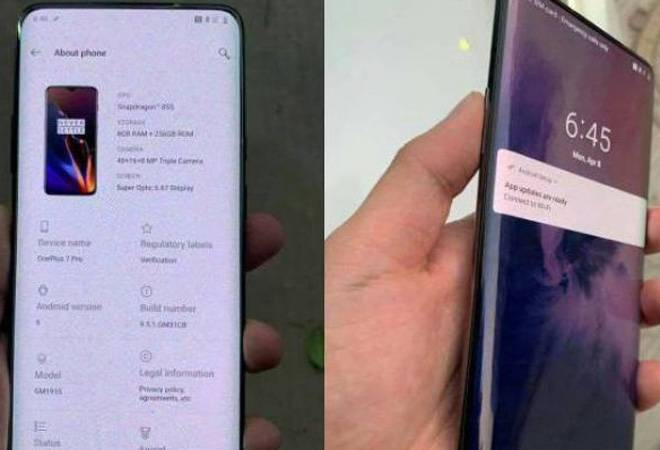 OnePlus 7 Pro is coming soon! These are the features you can expect