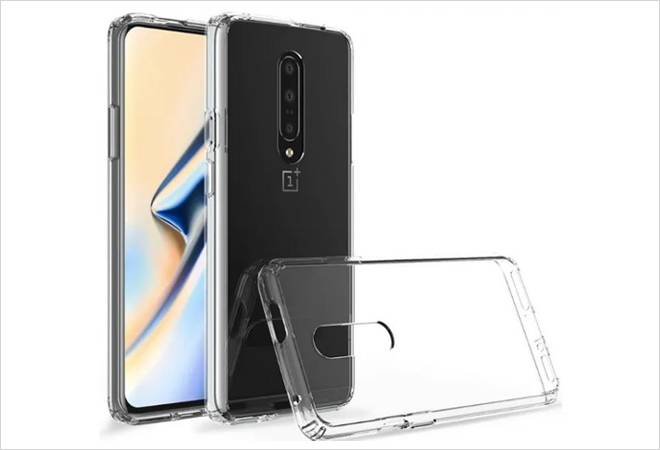 OnePlus 7 case renders confirms pop-up selfie camera, triple camera at the back