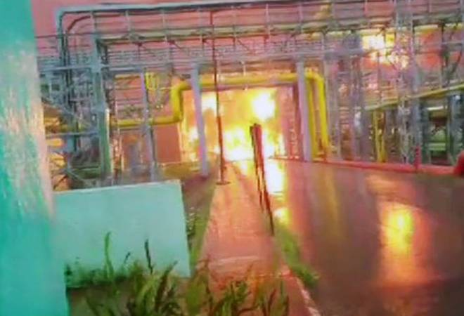 ONGC plant fire: 5 dead, gas diverted to Gujarat plant as fire breaks out in Navi Mumbai facility