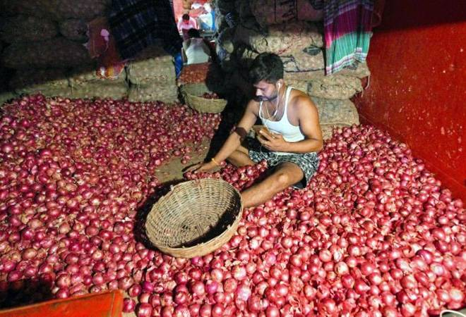 Onion prices soar as farmers' protest leads to supply crunch