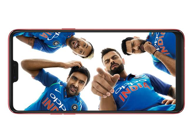 Oppo F7 launched at Rs 21,990 with 25 megapixel front camera and AI Beauty 2.0