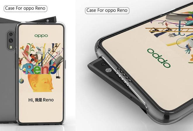 Oppo Reno case leak shows new wedge-shape selfie camera; here's all you need to know