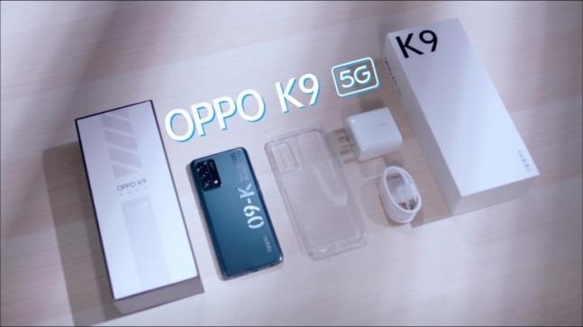 Oppo K9