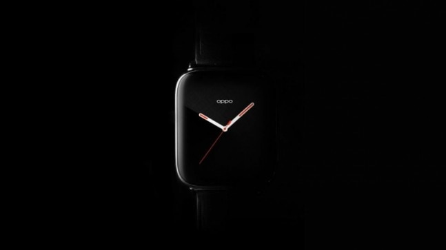 Oppo Watch teaser