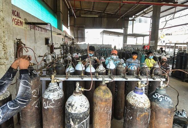 Centre moves High Court for recalling contempt warning on oxygen supply to Delhi