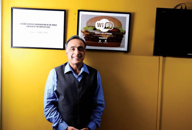 Ozone Networks' founder and CEO Sanjeev Sarin