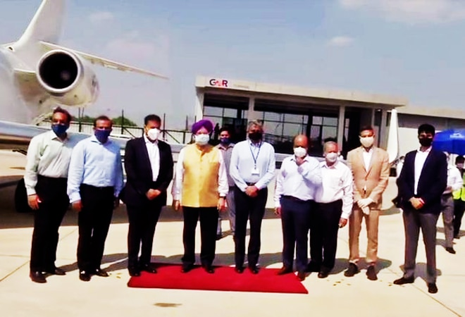 Delhi's IGI airport opens India's first and exclusive private jet terminal