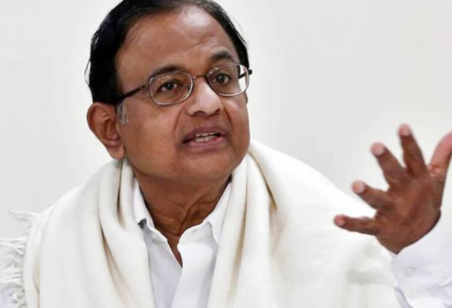 Govt has given up on reviving economy, accelerating growth, creating jobs: Chidambaram