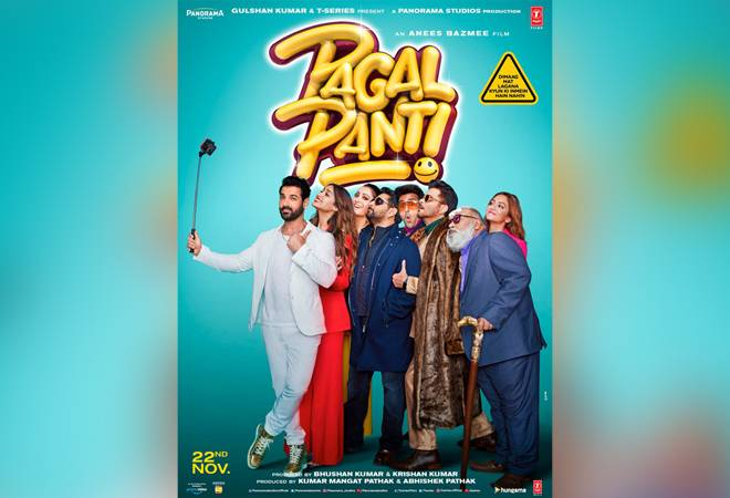 Pagalpanti box office collection Day 1: John Abraham-Anil Kapoor's film starts slow