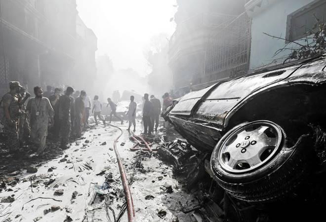 PIA aircraft crash: Investigators find Rs 30 million in cash in wreckage