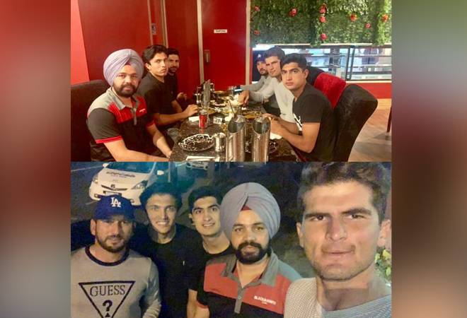 Indian taxi driver gives free ride to Pakistani cricketers, gets invited for dinner