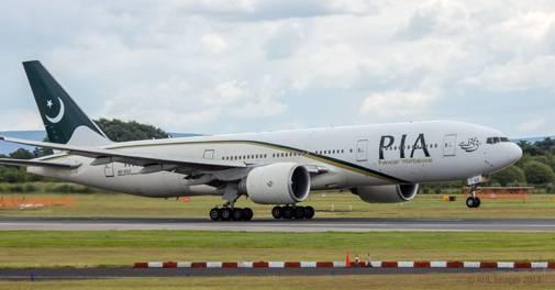 Around 40% of Pakistani pilots hold fake flying licenses