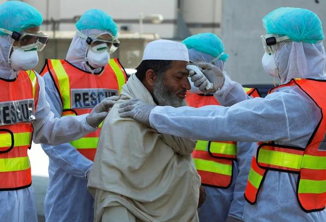 Coronavirus in Pakistan: COVID-19 cases cross 25,000; death toll 594