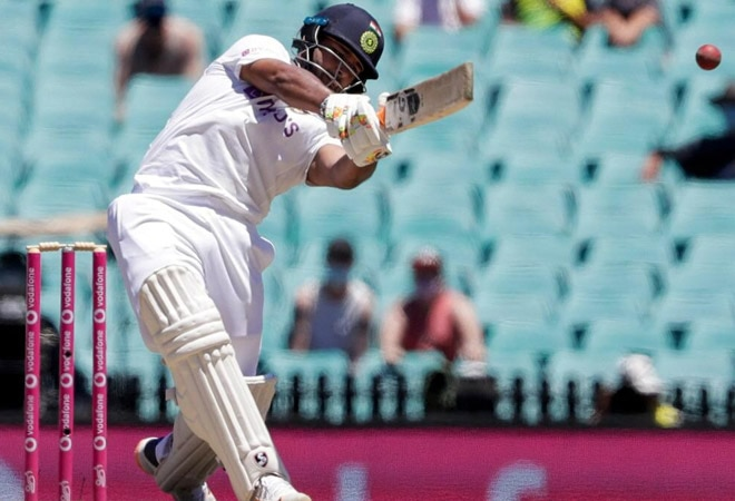 Rishabh Pant sings 'Spiderman Spiderman Tune Churaya Mere Dil Ka Chain' on 4th day of Brisbane test; here's how Twitter reacted